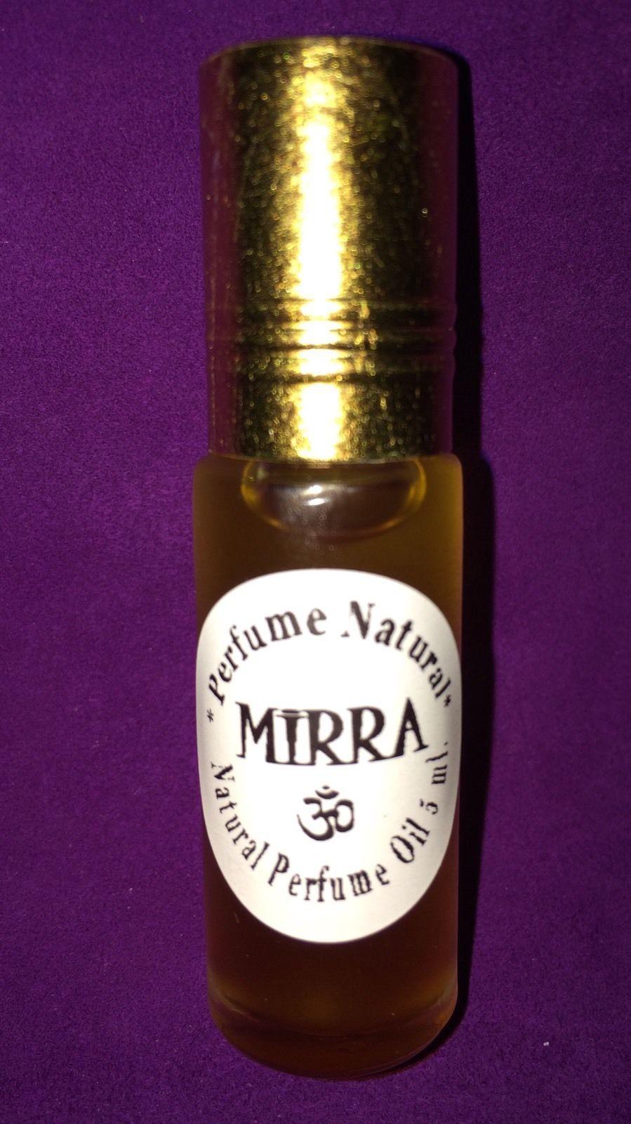 MIRRA PERFUME NATURAL OIL 5ml