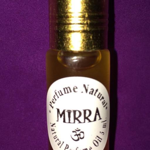 MIRRA PERFUME NATURAL OIL 5ml  [0]