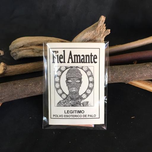 """"""" FIEL AMANTE """" POLVO ESOTERICO DE PALO - SANTERIA - IFA"""