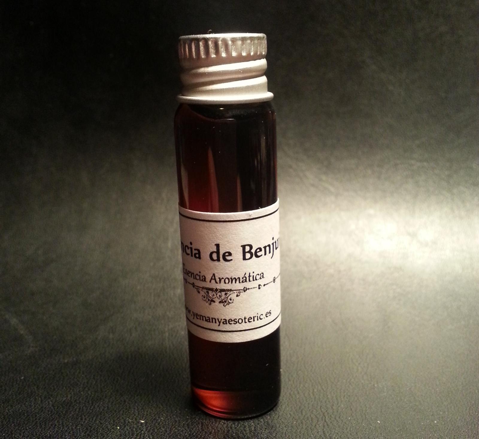 Esencia aromatica de Benjui 15 ml