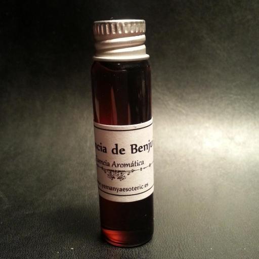 Esencia aromatica de Benjui 15 ml [0]