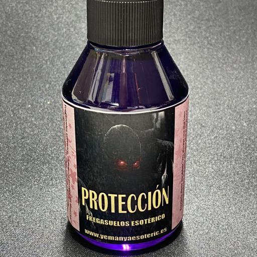 """LAVASUELOS """" PROTECCION """" 100 ml FREGASUELOS ESOTERICO"""