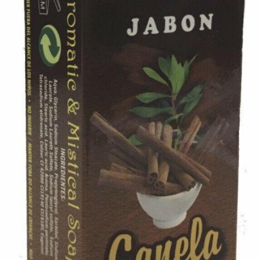 Jabon Esoterico Canela