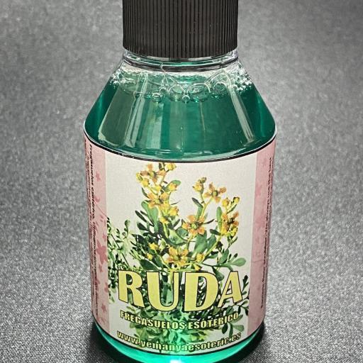 """LAVASUELOS """" RUDA  """" 100 ml FREGASUELOS ESOTERICO"""
