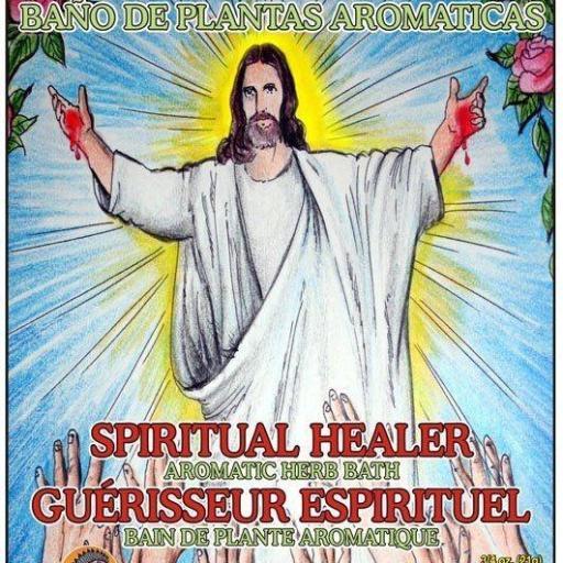 BAÑO PLANTAS EL CURANDERO ESPIRITUAL - AROMATIC HERB BATH SPIRITUAL HEALER