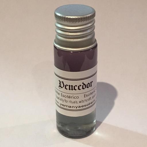 "ACEITE ESOTERICO ""VENCEDOR"" 10 ml"
