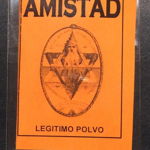 LEGITIMO POLVO ESOTERICO AMISTAD