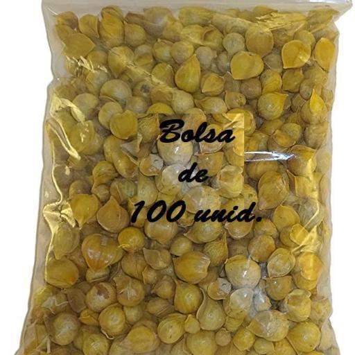 AJO MACHO BOLSA DE  (100 und.)