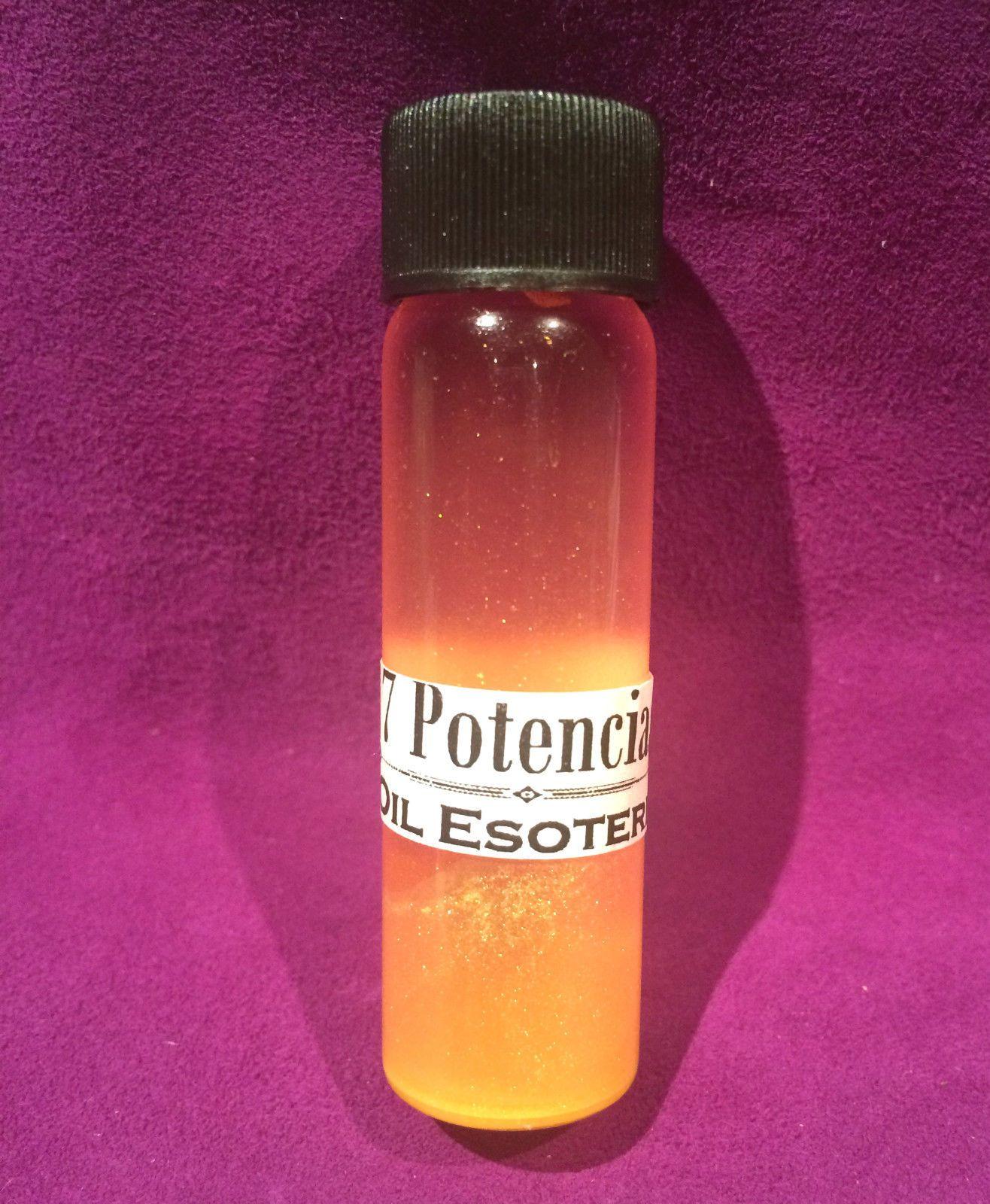 ACEITE ESOTERICO 7 POTENCIAS 10 ml
