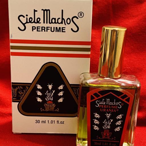 Perfume Original Siete Machos 30 ml