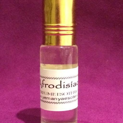 PERFUME ESOTERICO AFRODISIACO 5 ml