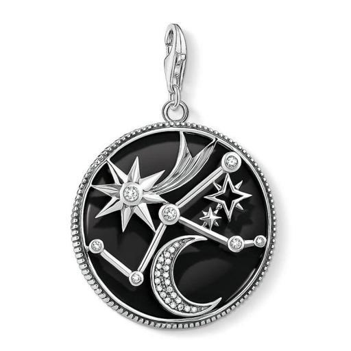 Colgante - Amuleto - Astrologico - Plata de Ley 925 (Ritualizado) 30mm