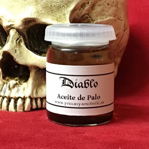 ☆ ACEITE ESOTERICO DE PALO DIABLO ☆ RITUAL OIL ☆ 15ml.