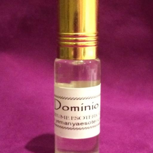 PERFUME ESOTERICO DOMINIO 5 ml