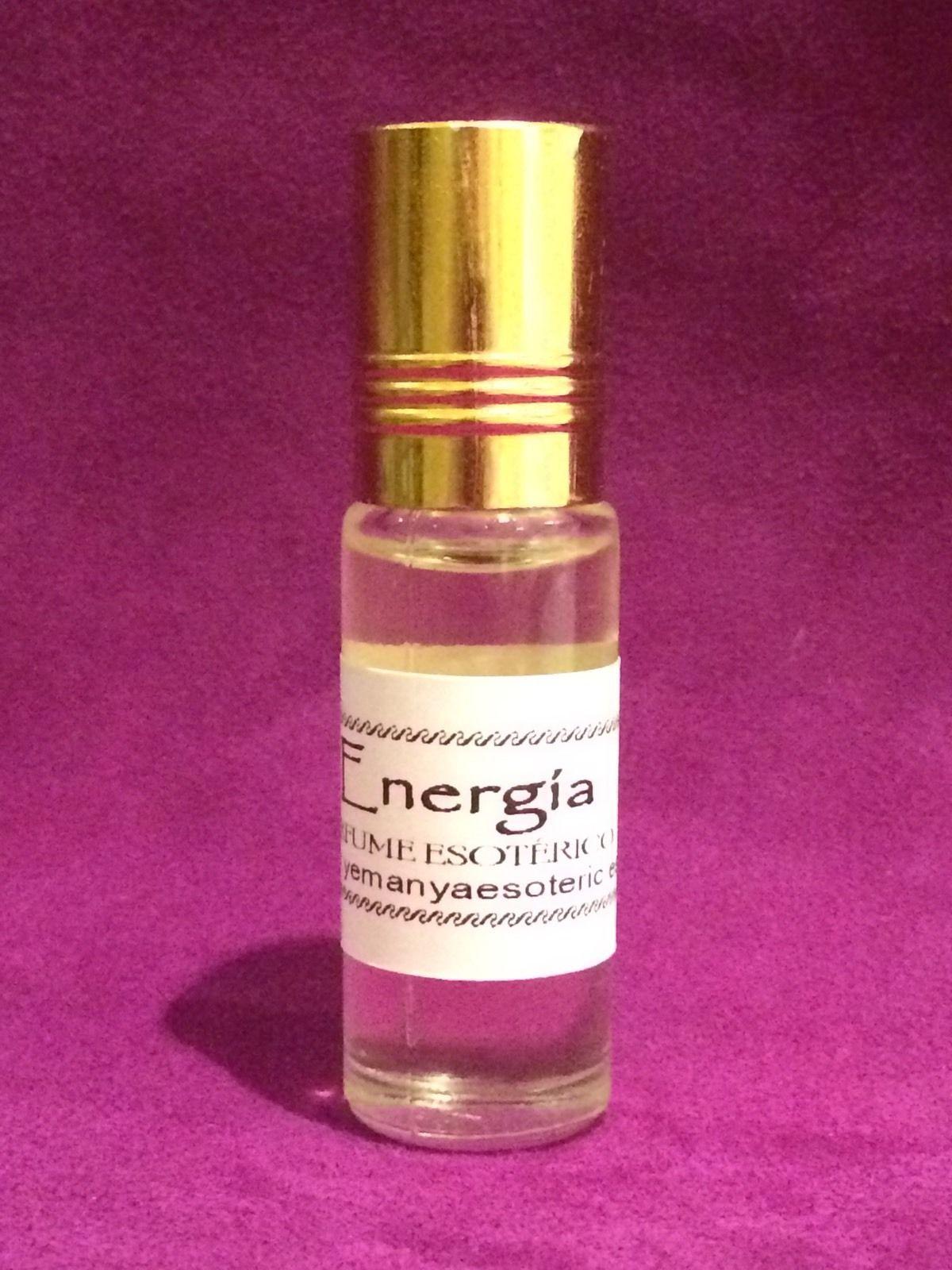 PERFUME ESOTERICO ENERGIA 5 ml