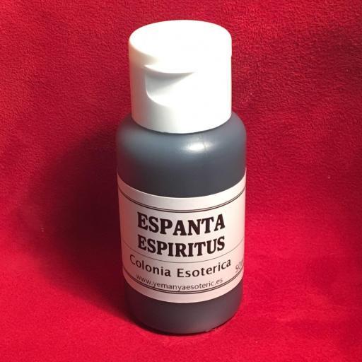 ☆ ESPANTA ESPIRITUS ☆ COLONIA ESOTERICA ☆ 50ml