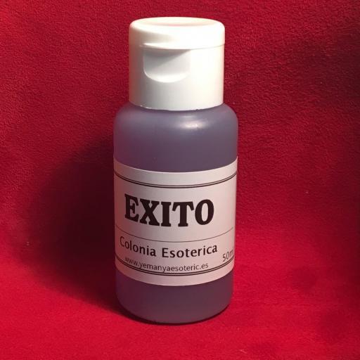 ☆ EXITO ☆ COLONIA ESOTERICA ☆☆ 50 ml.