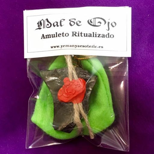 AMULETO RITUALIZADO MAL DE OJO [0]