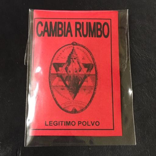 LEGITIMO POLVO ESOTERICO CAMBIA RUMBO
