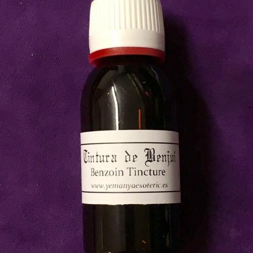 TINTURA DE BENJUI 30 ml [0]