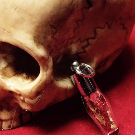 Poderoso amuleto Raiz Mandragora colgante [0]