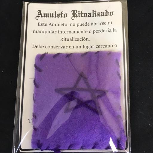"""AMULETO RITUALIZADO """" PROTECCION """""""