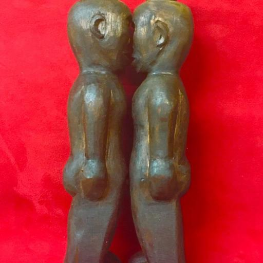 Muñeco Carga Amarre Hombre / Hombre 22cm