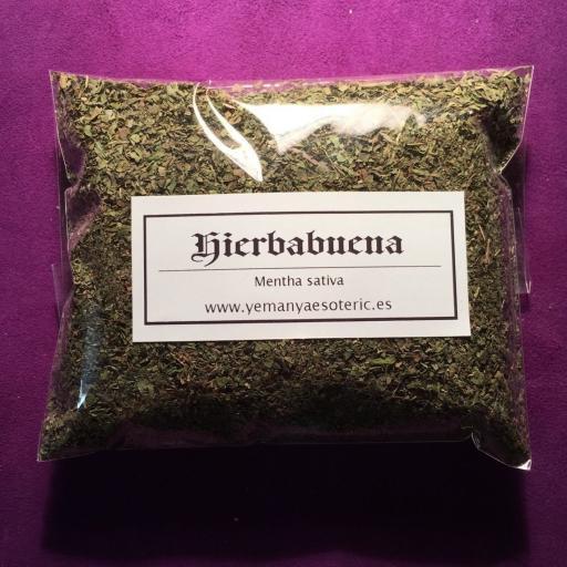 HIERBABUENA SECA CORTADA 20 gr. [1]