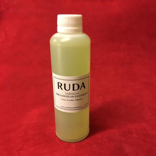 """FREGASUELOS """" RUDA """" 250 ml"""