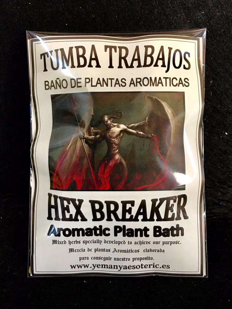 BAÑO DE PLANTAS TUMBA TRABAJO