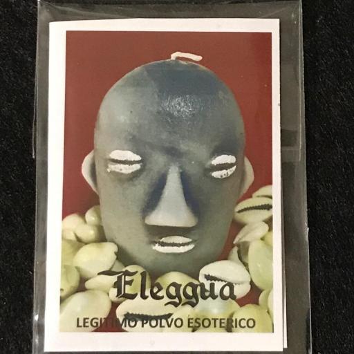 ☆ ELEGGUA ☆ LEGITIMO POLVO ESOTERICO