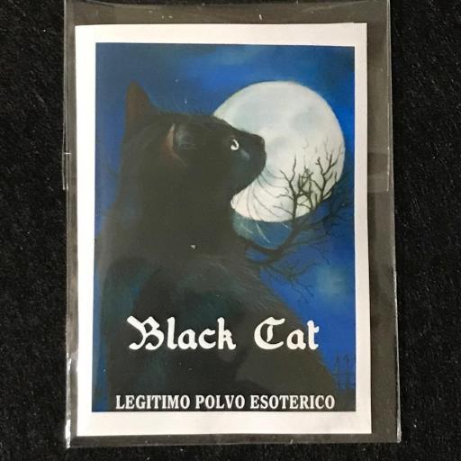 ☆ BLACK CAT ☆ LEGITIMO POLVO ESOTERICO ESPECIAL !!!