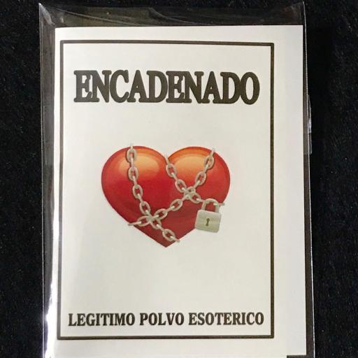 LEGITIMO POLVO ESOTERICO ☆ ENCADENADO ☆