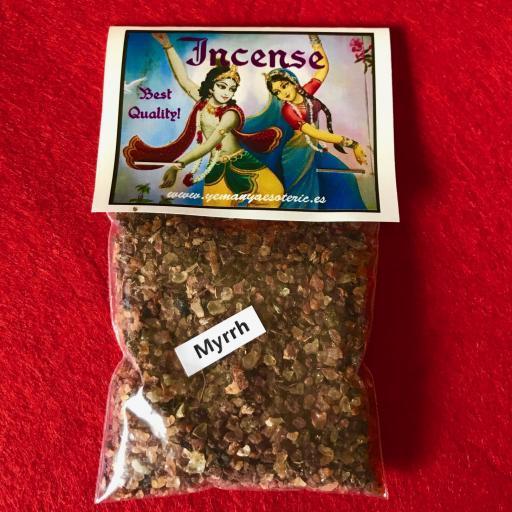 INCIENSO MIRRA 30 gramos