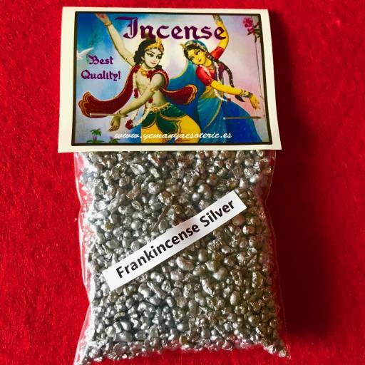 INCIENSO NATURAL PLATA 30 gramos