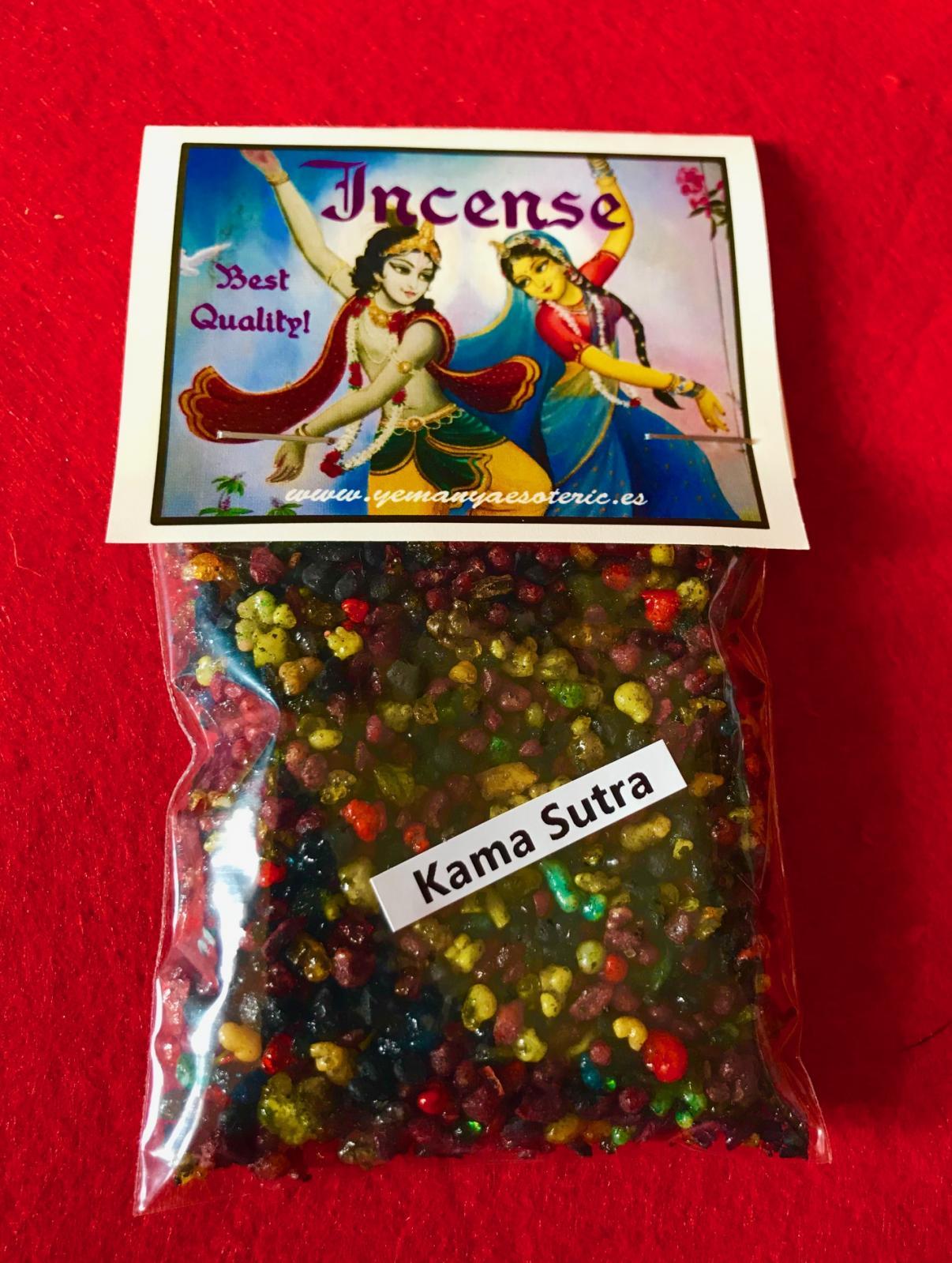 INCIENSO KAMASUTRA  30 gramos