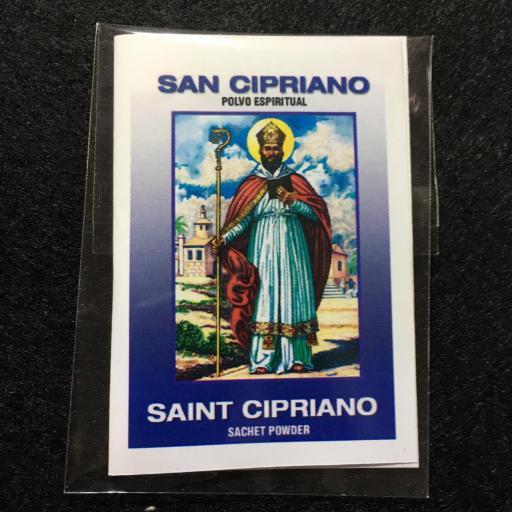 SAN CIPRIANO POLVO ESPIRITUAL