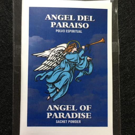 ANGEL DEL PARAISO POLVO ESPIRITUAL