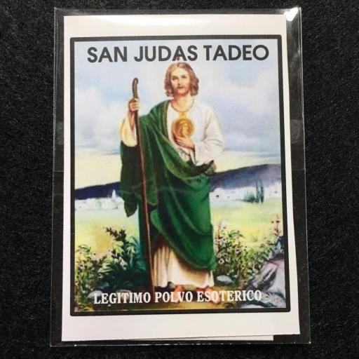 SAN JUDAS TADEO POLVO ESPIRITUAL