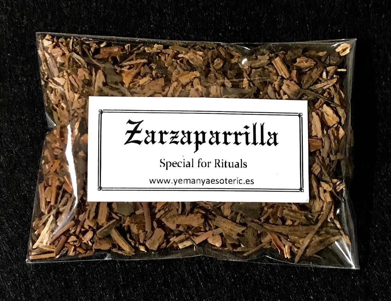 ZARZAPARRILLA RAIZ