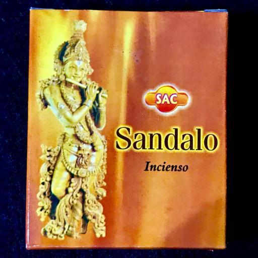 INCIENSO CONOS SANDALO ( RELAJACIÓN, SUERTE Y FORTUNA )