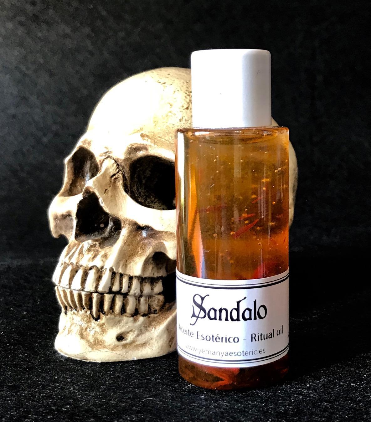 ACEITE ESOTERICO SANDALO