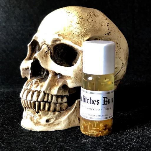 Aceite Esotérico Semillas de BRUJAS