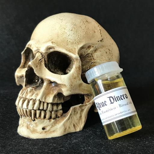 ACEITE ESOTERICO ATRAE DINERO 15 ml