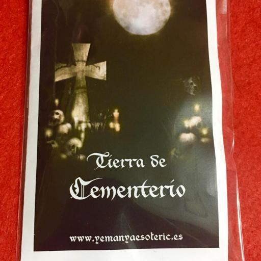 ☆ TIERRA DE CEMENTERIO ☆