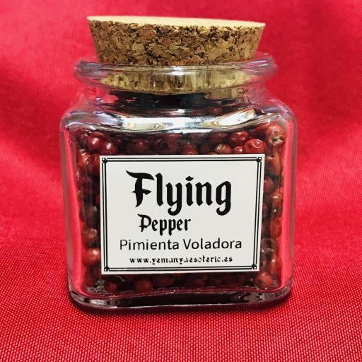 PIMIENTA VOLADORA - RITUAL PEPPER FLYING - TARRO 20 gr.