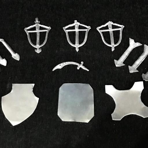 JUEGO ORGAN - OGGAN 10cm (14 herramientas) - SANTERIA