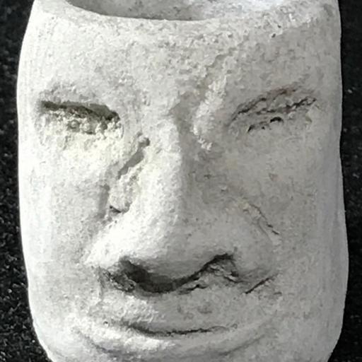 ESHU DE BOLSILLO - PARA CARGAR - EXU 3 cm