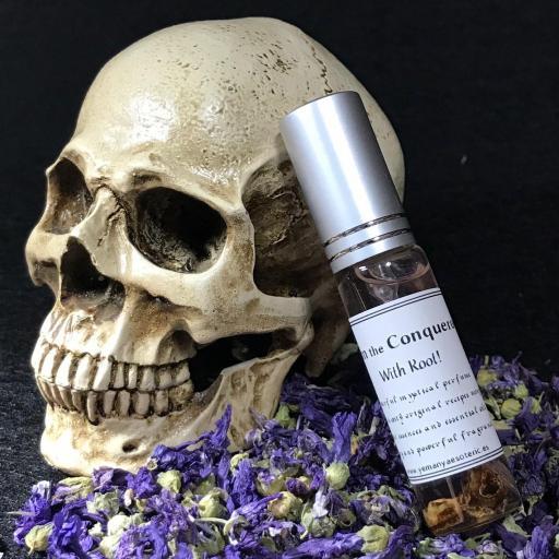 "Poderoso Perfume "" JUAN EL CONQUISTADOR "" con raiz fragancia 10ml fragancia para mujer"
