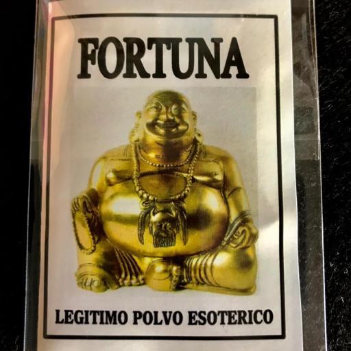 ☆ FORTUNA ☆ LEGITIMO POLVO ESOTERICO